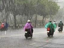 Dự báo thời tiết 20/5: Miền Bắc chuẩn bị mưa cả tuần
