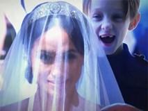 """Sau cô bé """"cáu kỉnh"""", lại xuất hiện thêm một nhân vật nhí siêu dễ thương gây chú ý trong đám cưới của Hoàng tử Harry và Meghan Markle"""