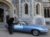 Mẫu xe điện 'đẹp nhất thế giới' Hoàng tử Harry dùng để rước dâu