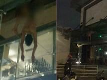 Hà Nội: Bố nhảy từ tầng 3 xuống đất, 2 con được phát hiện đang nguy kịch trong nhà