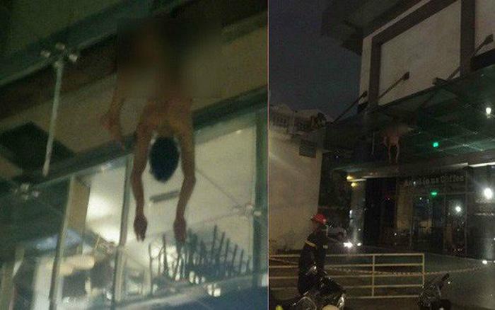 Hà Nội: Bố nhảy từ tầng 3 xuống đất, 2 con được phát hiện đang nguy kịch trong nhà-1
