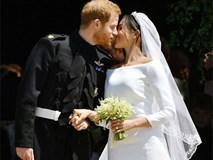Đám cưới Hoàng tử Anh Harry và diễn viên Meghan Markle
