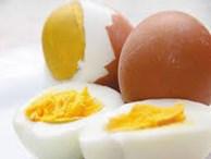 Trứng không phải 'kẻ thù' của người bệnh tiểu đường