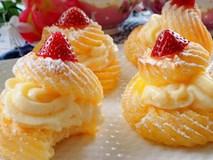 Cách làm bánh su kem đơn giản lại ngon mát đảm bảo ai ăn cũng thích