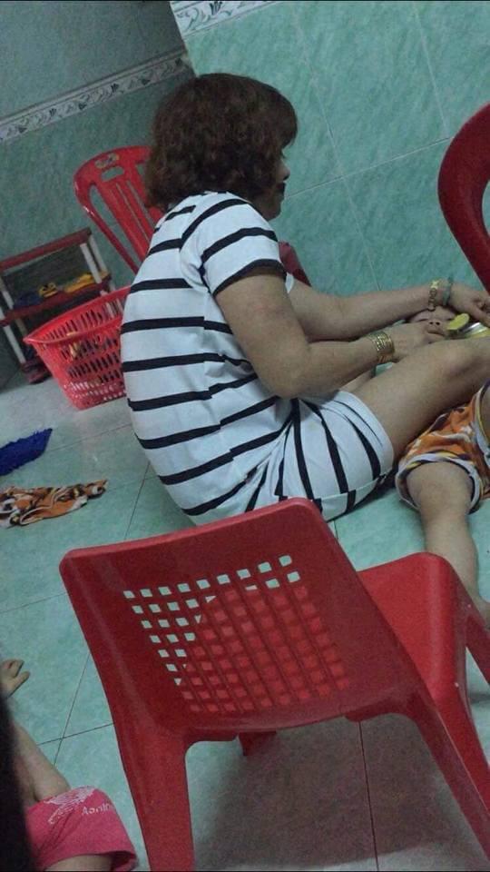 Đà Nẵng: Clip bảo mẫu đánh đập, bóp cổ nhiều trẻ nhỏ trong lúc đang cho ăn gây phẫn nộ-2
