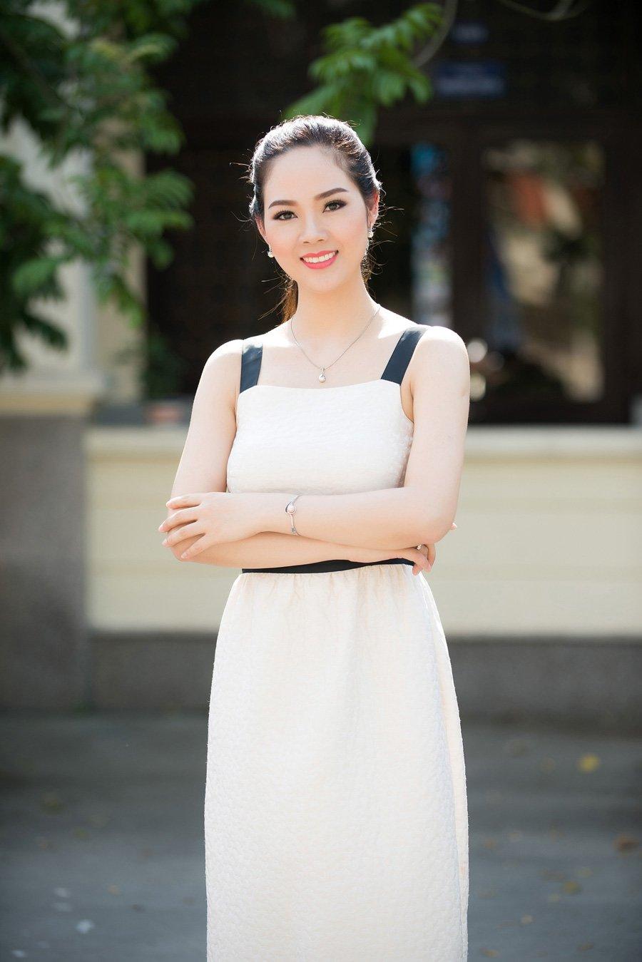Lần xuất hiện hiếm hoi của Hoa hậu Mai Phương sau 16 năm đăng quang-1