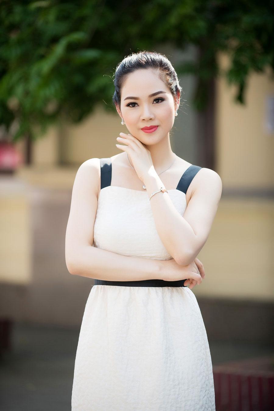 Lần xuất hiện hiếm hoi của Hoa hậu Mai Phương sau 16 năm đăng quang-3