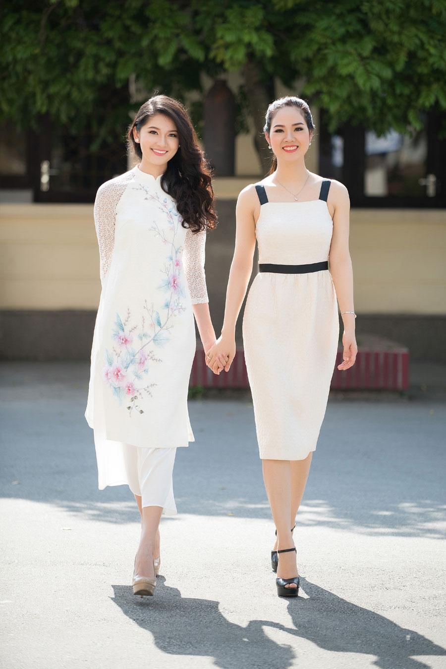 Lần xuất hiện hiếm hoi của Hoa hậu Mai Phương sau 16 năm đăng quang-5
