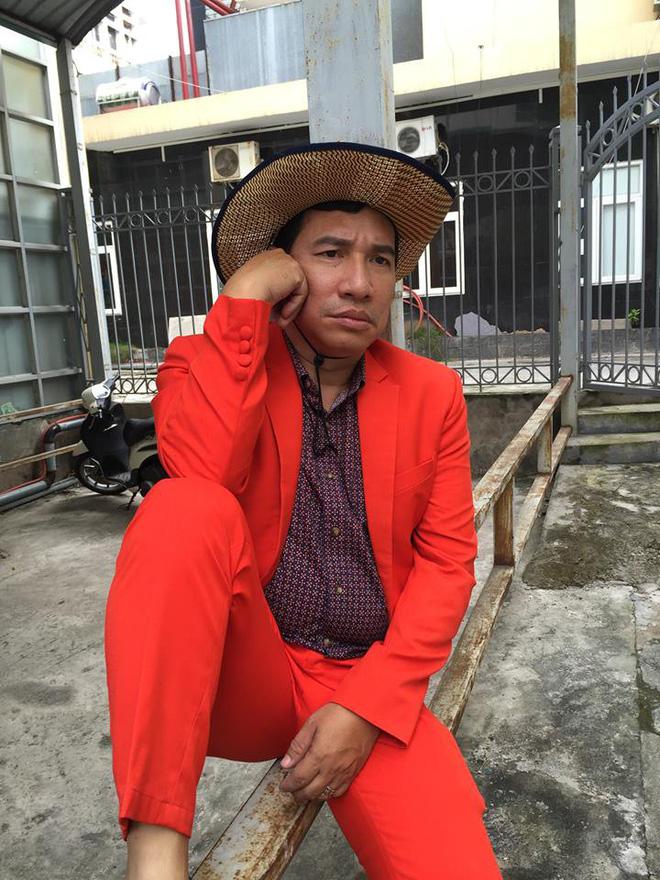 Danh hài Quang Thắng và đặc sản chiếc mũi to-4