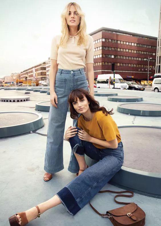 Quên jeans ống côn đi, mùa hè phải mặc kiểu quần jeans này mới mát!-1