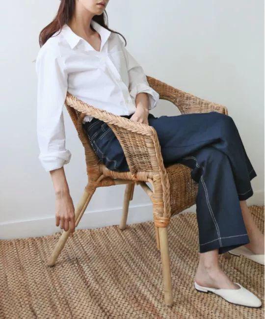 Quên jeans ống côn đi, mùa hè phải mặc kiểu quần jeans này mới mát!-11