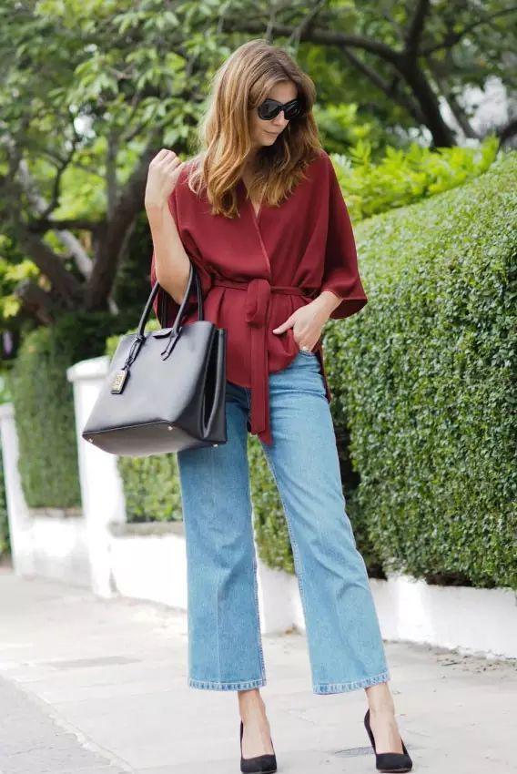 Quên jeans ống côn đi, mùa hè phải mặc kiểu quần jeans này mới mát!-15