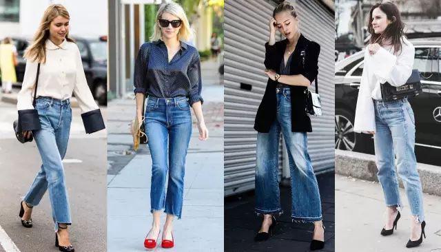 Quên jeans ống côn đi, mùa hè phải mặc kiểu quần jeans này mới mát!-6