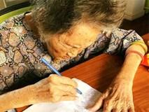 Tình yêu vĩnh cửu là khi ông mất rồi, bà vẽ 1000 trái tim để đốt xuống cho ông biết: Bà nhớ ông nhiều!