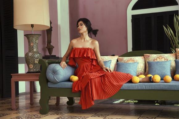 Trang Lạ hóa người đẹp La tinh tại biệt thự riêng với phong cách Havana Cuba-1