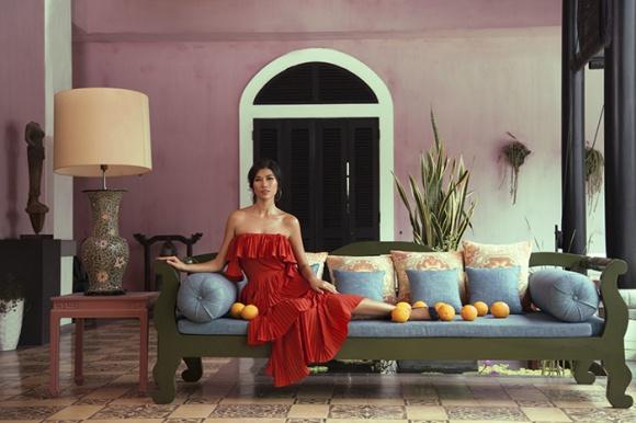 Trang Lạ hóa người đẹp La tinh tại biệt thự riêng với phong cách Havana Cuba-2