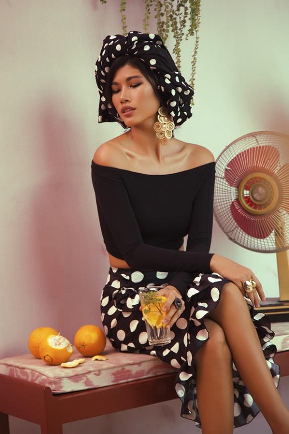 Trang Lạ hóa người đẹp La tinh tại biệt thự riêng với phong cách Havana Cuba-7