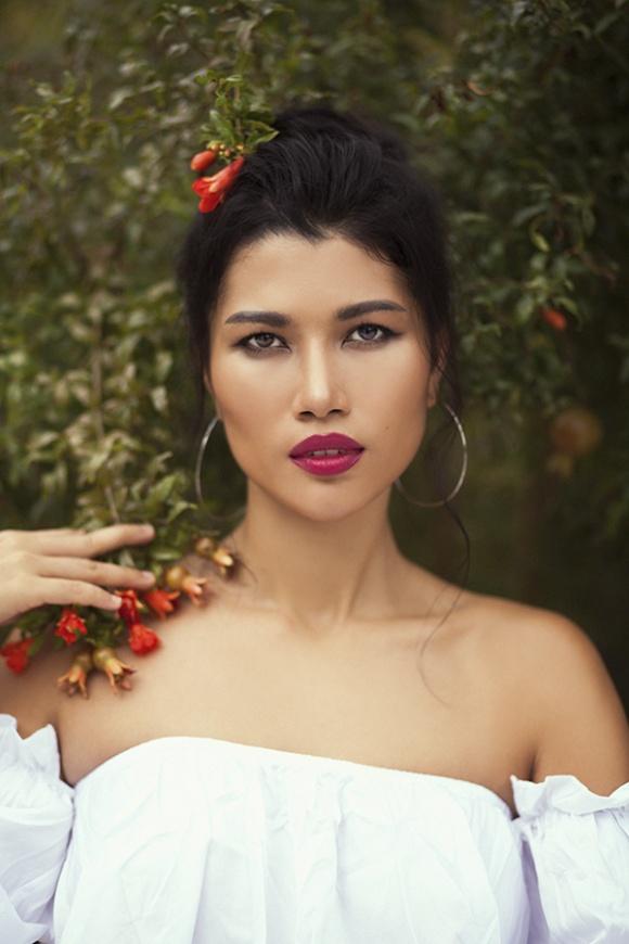 Trang Lạ hóa người đẹp La tinh tại biệt thự riêng với phong cách Havana Cuba-13