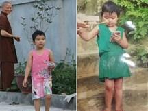 Xuất hiện bé gái đi lạc rất giống cháu bé mất tích 2 năm trước ở Long Biên