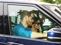 Vợ chồng Hoàng tử Harry - Meghan lần đầu lộ diện sau đám cưới và tiết lộ kế hoạch bất ngờ