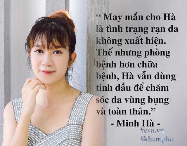 Ai cũng khen Minh Hà đẻ 4 con vẫn xinh như gái chưa chồng, biết bí quyết lại càng choáng!-6