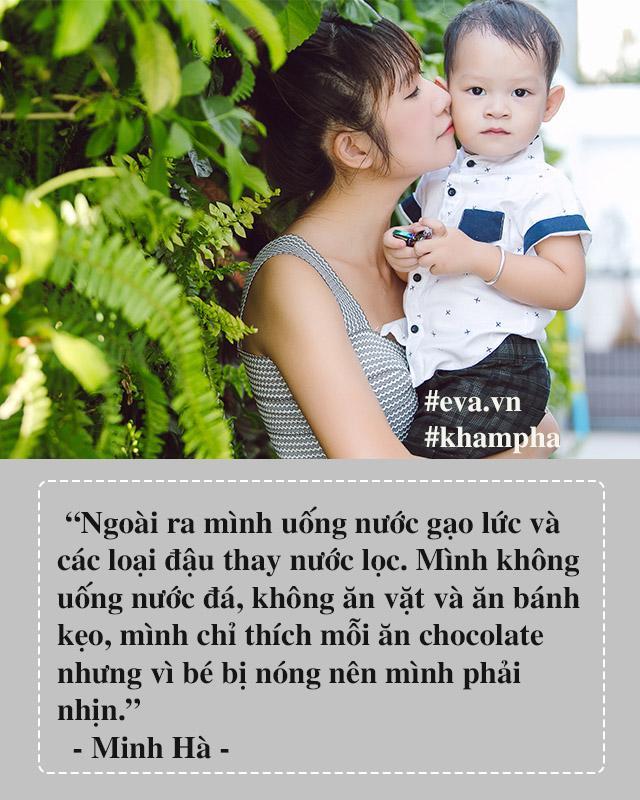 Ai cũng khen Minh Hà đẻ 4 con vẫn xinh như gái chưa chồng, biết bí quyết lại càng choáng!-8