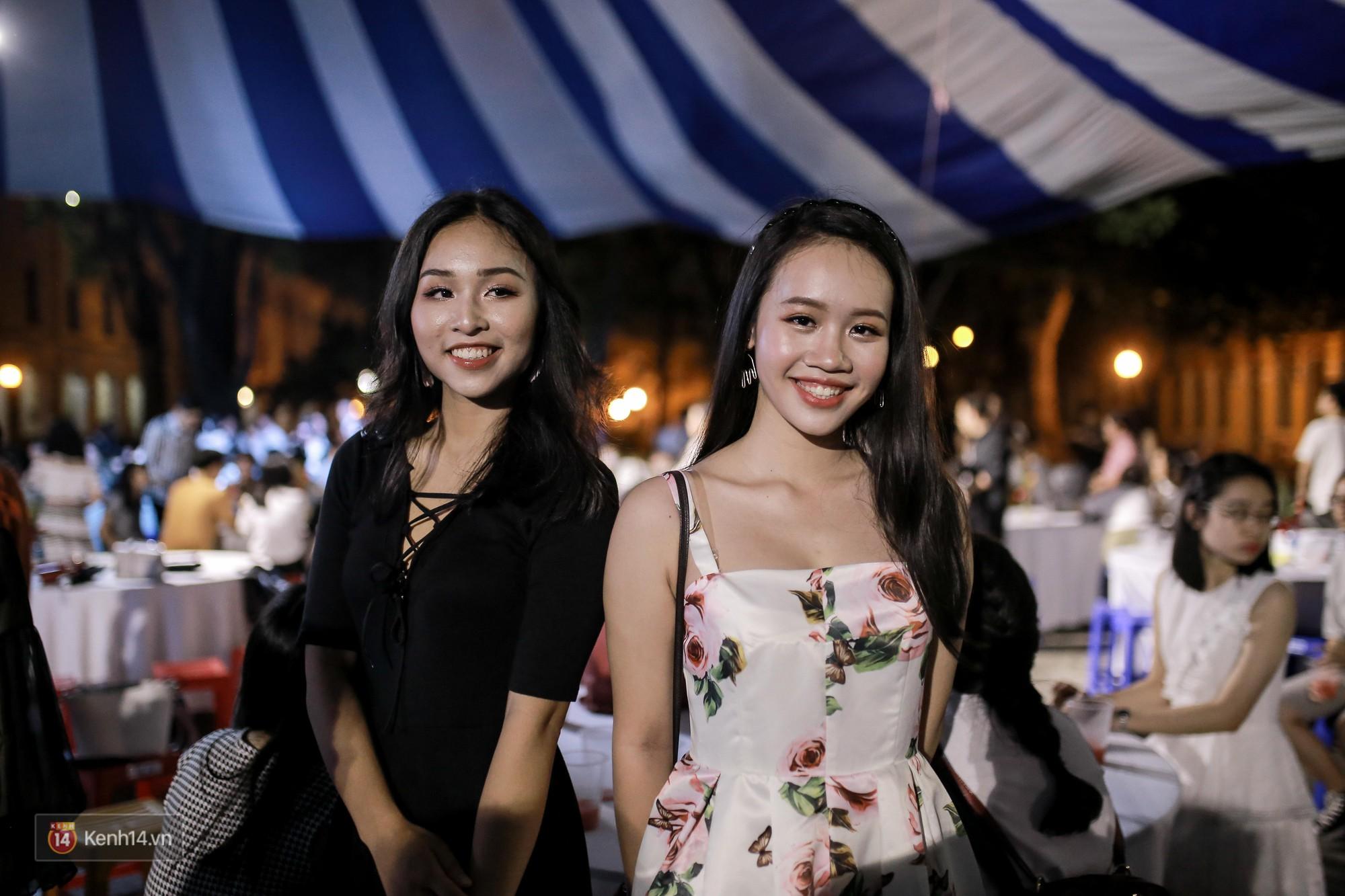 Nữ sinh Chu Văn An xinh đẹp ngẩn ngơ trong đêm tri ân/ trưởng thành-1