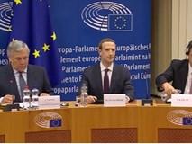 Điều trần ở Nghị viện Châu Âu, Mark Zuckerberg chịu chỉ trích gay gắt