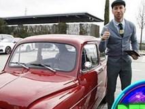Ramos có bộ sưu tập xe sang 60 tỷ, nhưng chiếc xe cổ này mới là