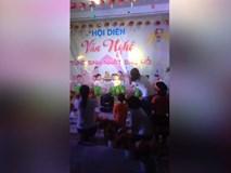 Cô giáo mầm non Đà Nẵng