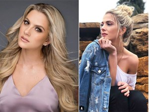 Nhan sắc xinh đẹp như 'thiên thần' của Tân Hoa hậu Mỹ 2018