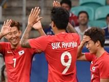 Hàn Quốc nhận tin xấu trước thềm World Cup 2018