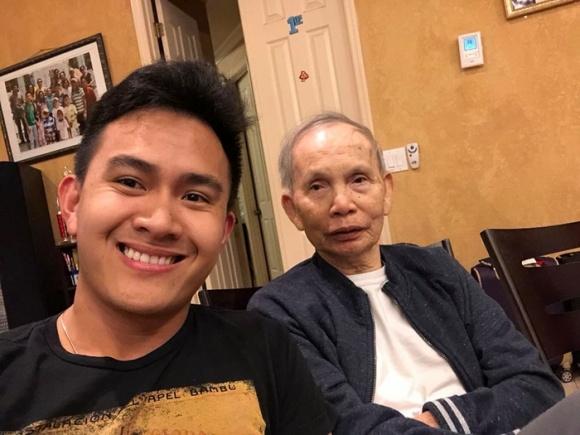 Danh hài Hoài Linh về Mỹ thăm bố mẹ và hội ngộ cùng con trai ruột-5