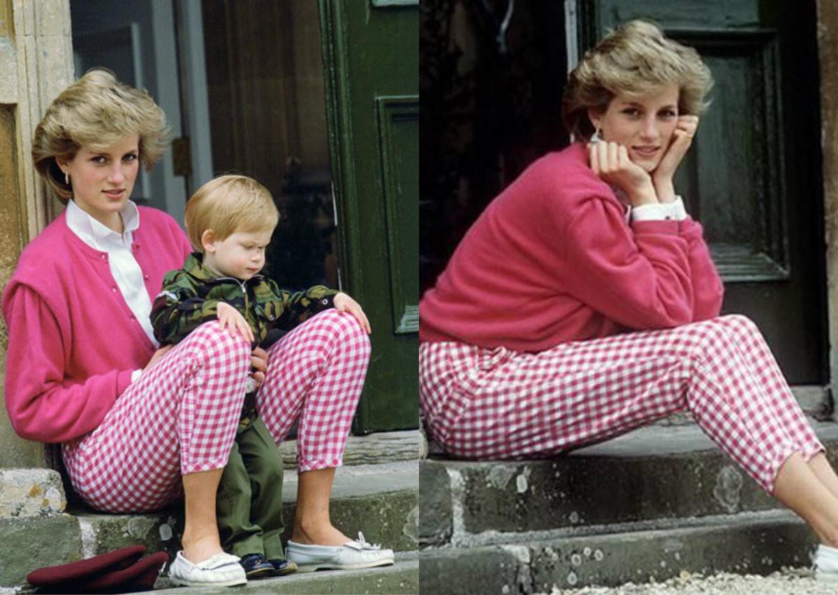 Nhan sắc và khí chất hoàn hảo của cố Công nương Diana trong những khoảnh khắc xưa-18