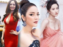 Mai Phương Thúy, Lý Nhã Kỳ xếp cạnh Lưu Diệc Phi trong top đẹp nhất châu Á