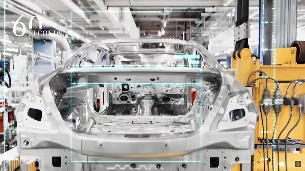 Hình ảnh đầu tiên của nhà máy Mercedes hiện đại nhất thế giới-7