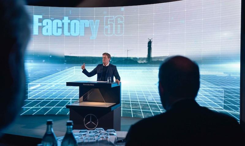 Hình ảnh đầu tiên của nhà máy Mercedes hiện đại nhất thế giới-5