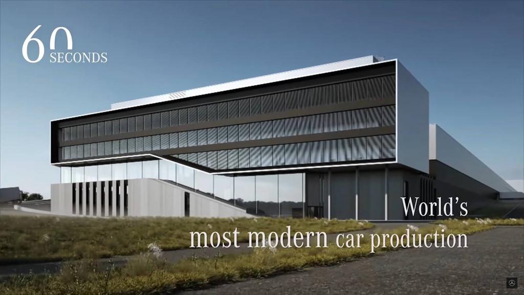 Hình ảnh đầu tiên của nhà máy Mercedes hiện đại nhất thế giới-3