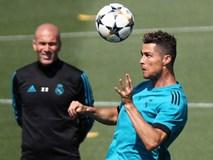 """HLV Zidane """"dọa nạt"""" Liverpool trước thềm chung kết Champions League"""