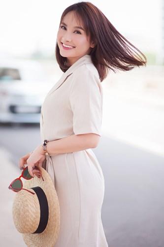 Bảo Thanh tung bộ ảnh rạng rỡ xinh đẹp trước khi bay đi Hàn Quốc-13