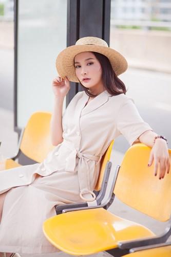 Bảo Thanh tung bộ ảnh rạng rỡ xinh đẹp trước khi bay đi Hàn Quốc-8