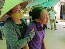 Đẫm nước mắt đưa thi thể lái tàu SE19 về quê nhà