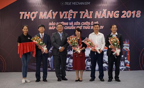 Ngày hội thợ máy Việt: cơ hội cho thợ sửa ôtô trẻ-5