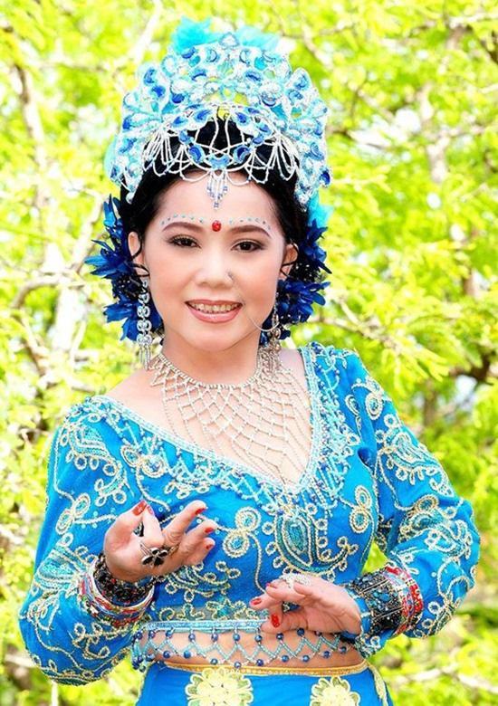 Nghệ sĩ cải lương Bạch Lan Phương qua đời tại nhà riêng vì ung thư phổi-1