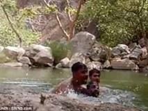 3 thanh niên vô tình đặt camera quay cảnh chính mình chết vì đuối nước