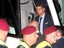 Ronaldo đến Kiev trong đêm, quyết lập thêm kỷ lục Champions League