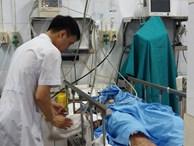 Vụ tai nạn tàu hỏa khiến 2 người chết ở Thanh Hóa: Sức khỏe tài xế xe ben tiên lượng nặng