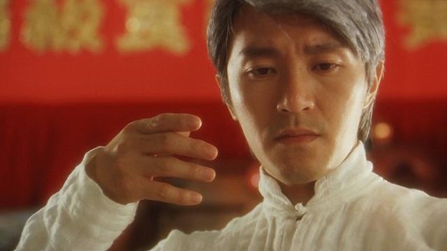 Sau Lý Liên Kiệt, vua hài Châu Tinh Trì xuất hiện với vẻ tiều tụy như ông lão-6