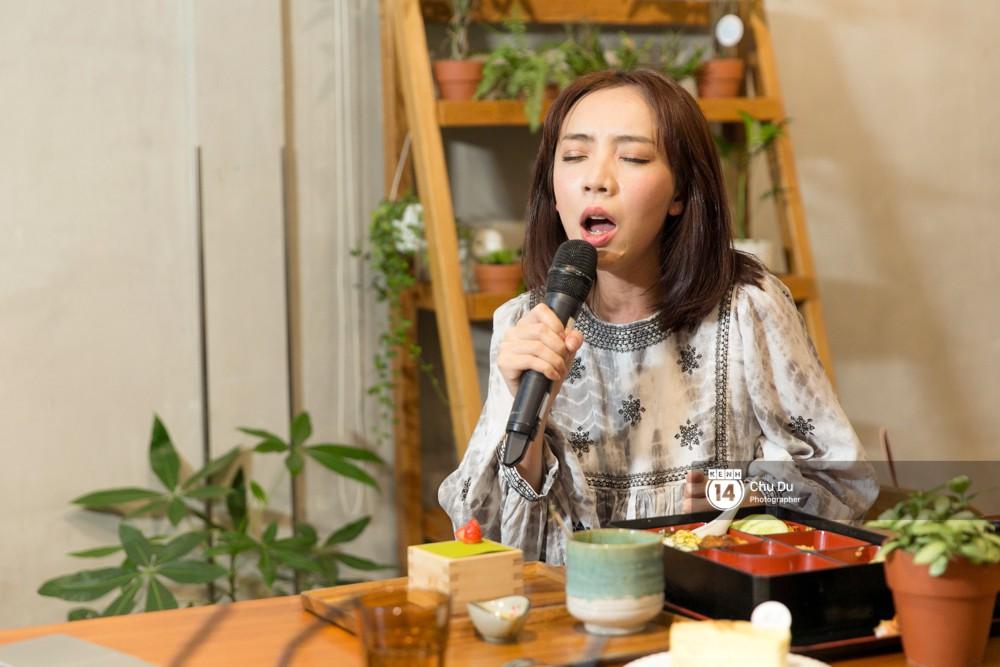 Say sưa thể hiện hit của Mỹ Tâm nhưng Thu Trang khiến fan ngã ngửa bởi giọng ca lạc nhịp-3