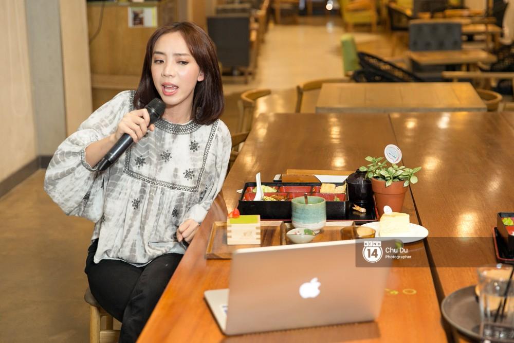 Say sưa thể hiện hit của Mỹ Tâm nhưng Thu Trang khiến fan ngã ngửa bởi giọng ca lạc nhịp-2